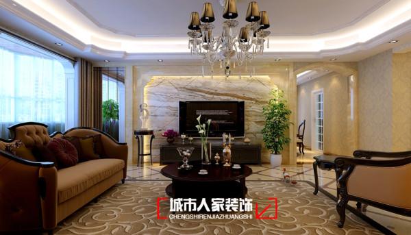 小马新村240㎡欧式设计装修风格