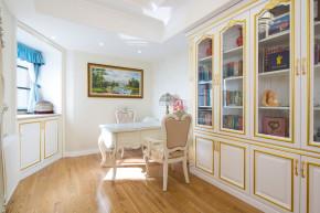 法式 古典 庄重 恬静 活泼 时尚 现代 豪华 舒适 书房图片来自美颂雅庭装饰在永清城演绎法式风格的分享