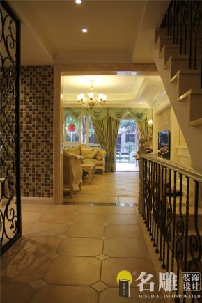 温馨 欧式 别墅 简约欧式 名雕装饰 和黄懿花园 其他图片来自名雕装饰设计在和黄懿花园,简约欧式别墅的分享