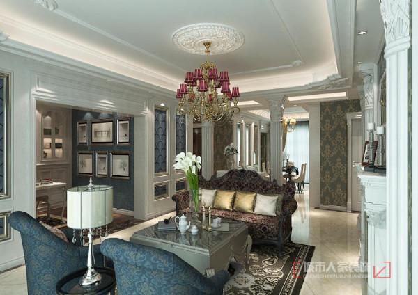 客厅的布局打破常规,沙发摆放采用欧式风格比较常见的3+2面对面方式,注重家人的交谈和沟通,不设电视,让我们从电子产品的鸦片中解脱出来。