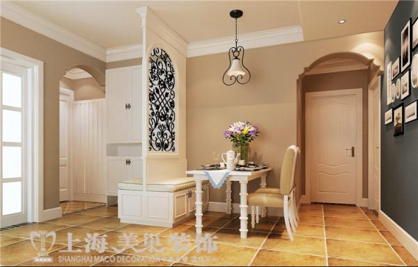 金域上郡120平三室两厅混搭风格装修效果图——餐厅