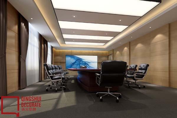 酒店会议室设计效果图