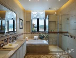 美式 两室 两厅 温馨 时尚 收纳 80后 小资 白领 卫生间图片来自德瑞意家装饰公司在【美式风格】两室两厅的温馨家园的分享