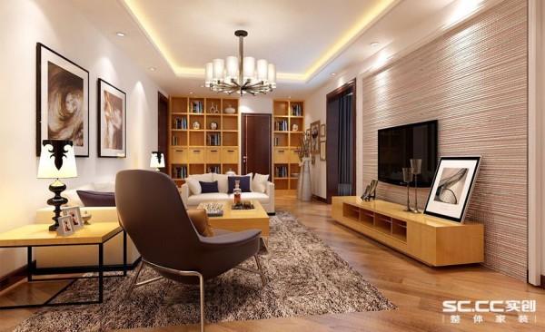 客厅主材: 瑞士进口卢森地板,丹麦进口福乐阁墙漆,德式巴赫曼木门