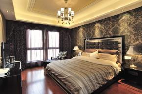 后现代 港式 欧式 浪漫 舒适 华丽 优雅 精美 尊贵 卧室图片来自美颂雅庭装饰在纯水岸东湖后现代港式演绎的分享