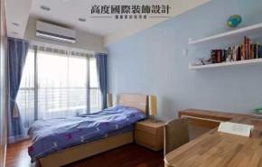 简约 现代 港式 二居 三居 混搭 白领 收纳 旧房改造 儿童房图片来自高度国际装饰宋增会在年轻夫妇打造125平现代港式新家的分享