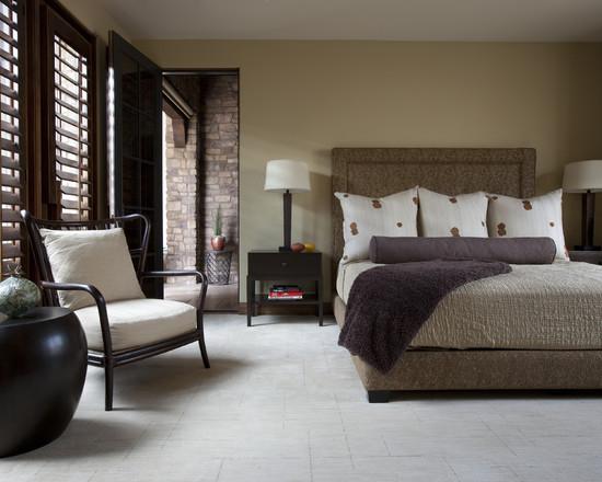 卧室图片来自上海华埔装饰设计中心在明媚的美式田园的分享