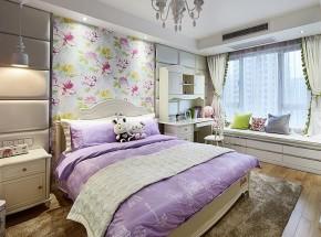 简约 港式 时尚大气 经济实用 美观 儿童房图片来自佰辰生活装饰在时尚大气港式四口之家的分享