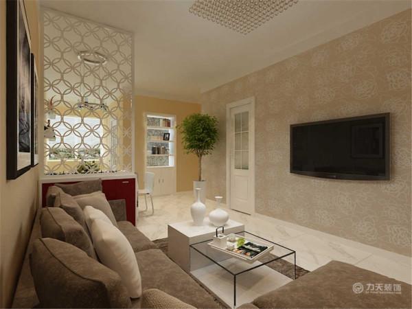 此户型为华智里,2室2厅1卫1厨,面积为70㎡。本方案是为围绕现代简约为主题,整个空间都非常的干净,简洁。