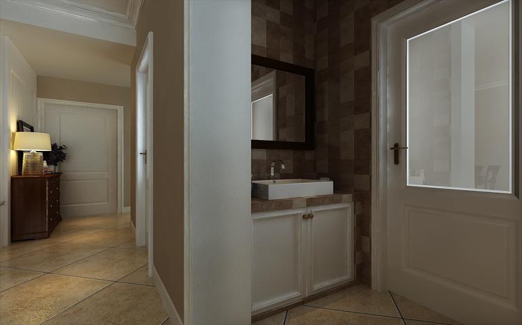 卫生间图片来自多芬宝贝在贰号城邦90平美式的分享