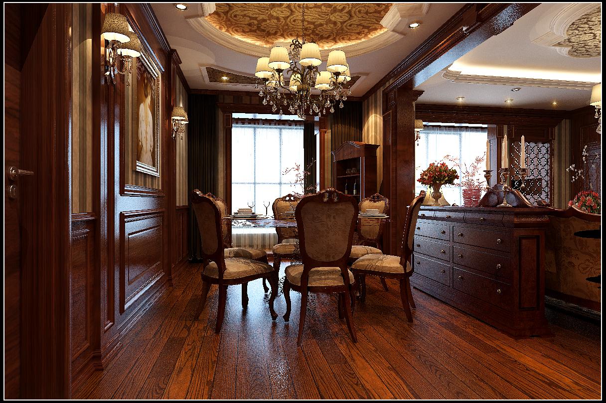 简约 欧式 田园 混搭 别墅 餐厅图片来自用户5619272735在焦作龙源湖国际—美家旅行的分享