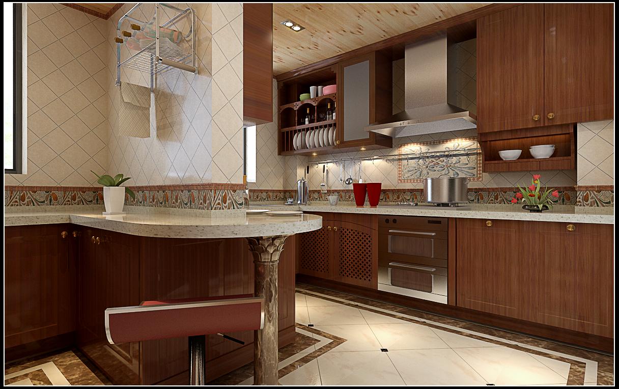简约 欧式 田园 混搭 别墅 厨房图片来自用户5619272735在焦作龙源湖国际—美家旅行的分享
