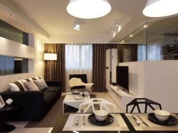 65平一居室现代奢华风格