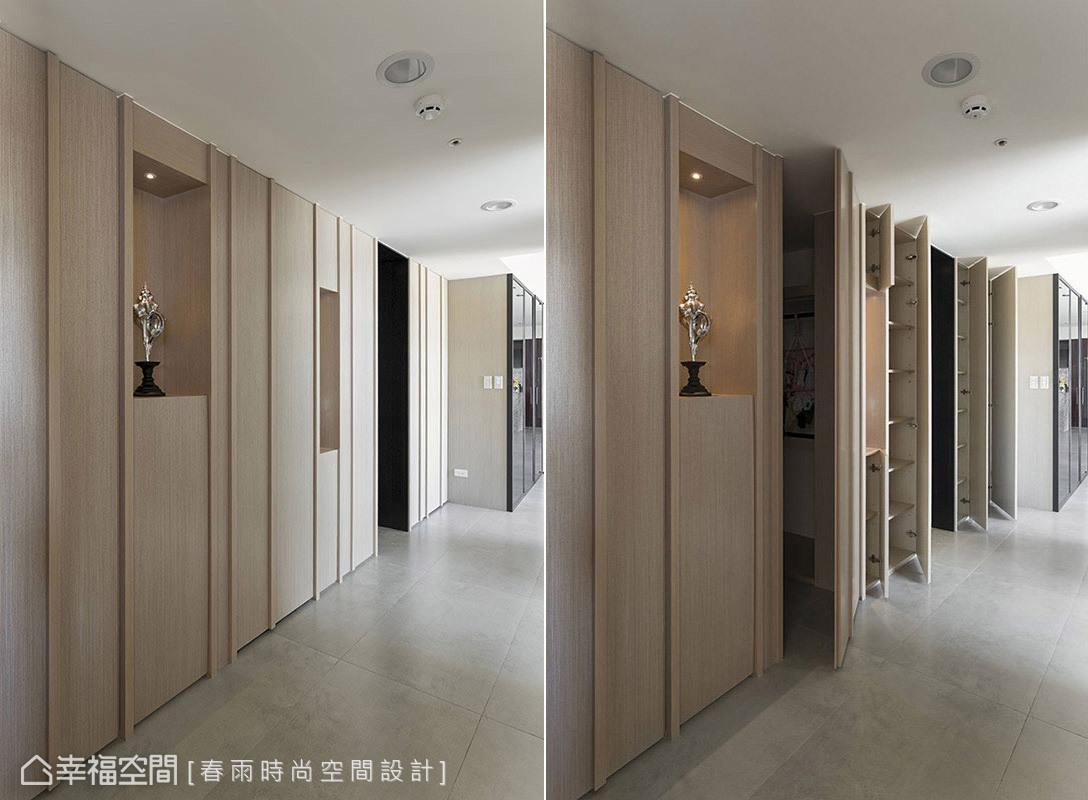 其他图片来自幸福空间在客变规划198平三拼宅的分享