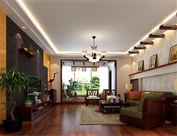 由于客户比较喜欢旅游,所以家中很多户外设备无处安放。设计师便考虑到二层斜面的房子,这样的空间使用率不是很高,正好适合放置东西。在斜角处以鹅卵石、粗犷的亚麻绳与木桩做了处理,让空间看起来更加原生态。
