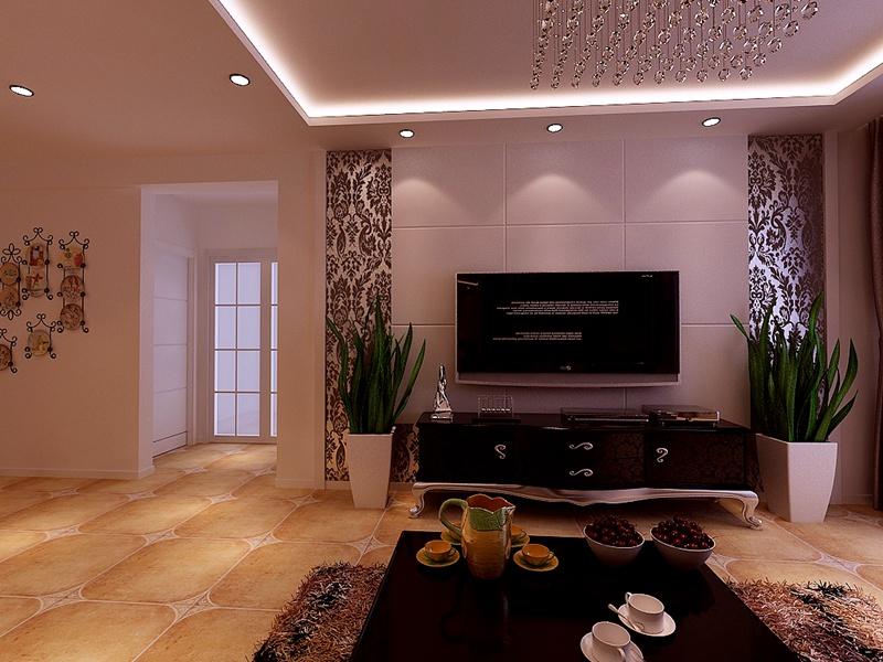 简约 二居 客厅图片来自沈阳新饰家装饰在金沙美丽岛78平米现代简约案例的分享