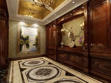 欧式古典豪宅-朗润园