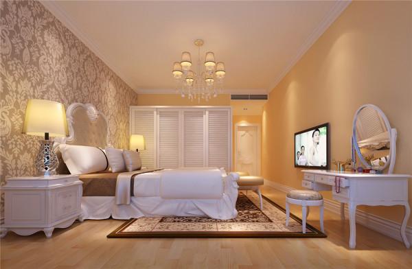亮点:这样的欧式卧室更能体会出它的柔美。也能让欧式的浪漫情愫体现。
