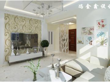首席设计师冯金鑫设计风格集锦