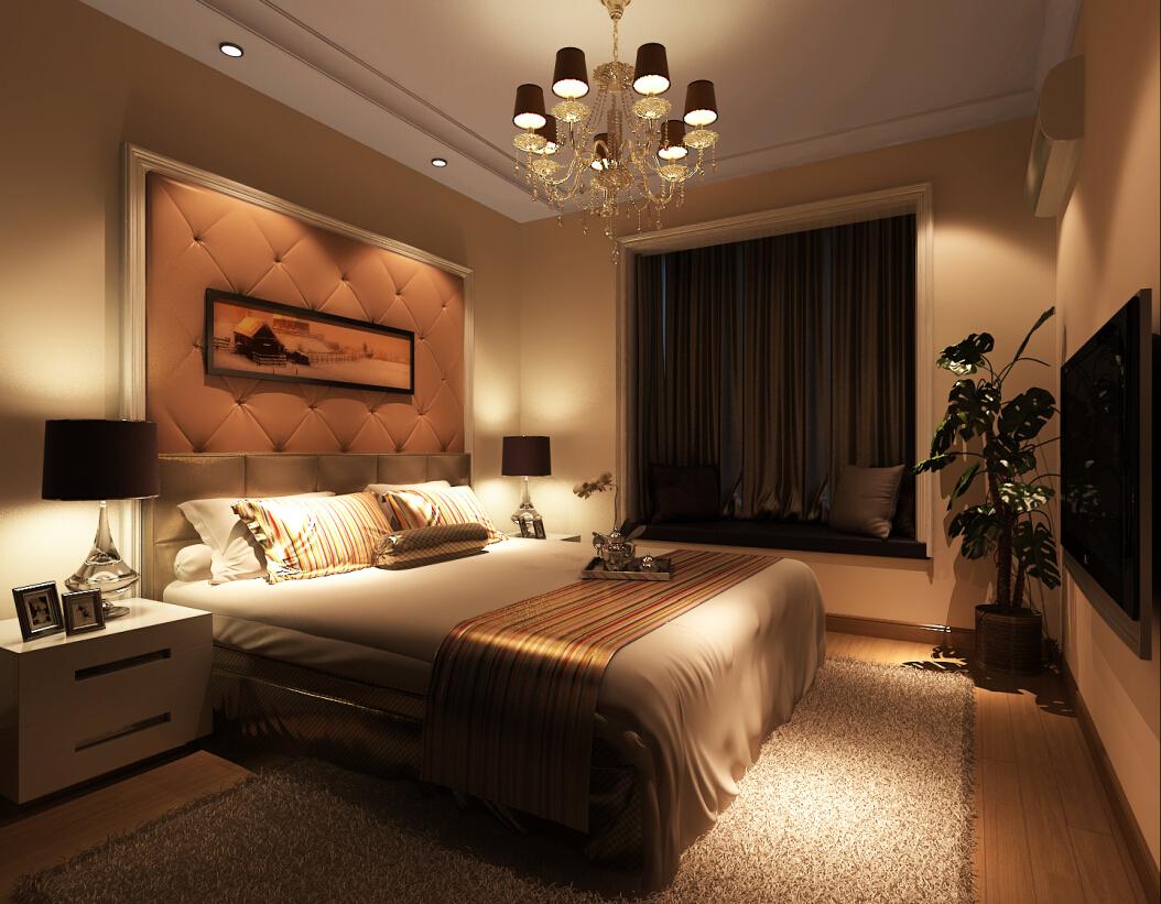 简约 欧式 田园 三居 旧房改造 卧室图片来自candy61013在默认专辑的分享