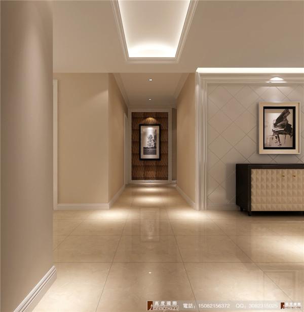中德英伦联邦门厅细节效果图---成都高度国际装饰设计