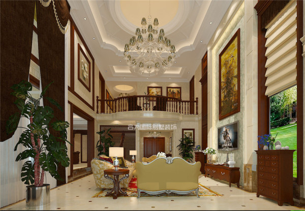 【客厅】简欧风格中从颜色到质感都采用性价比最高的,在住房的装修中不能太过于艺术化,也不需要太多华而不实的装饰