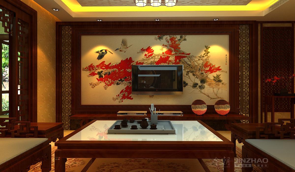 客厅图片来自石家庄装饰家美1在【案例欣赏】天山熙湖146p效果图的分享