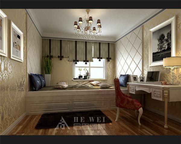 【卧室】欧式装修是最能彰显高贵气质了客厅到卧室,每一处都是那么光鲜照人,无一处不为之惊叹不已,多么高贵啊!