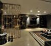 后现代客厅装修将木材、金属、玻璃密切的融合在一起,用的都是上等材质。