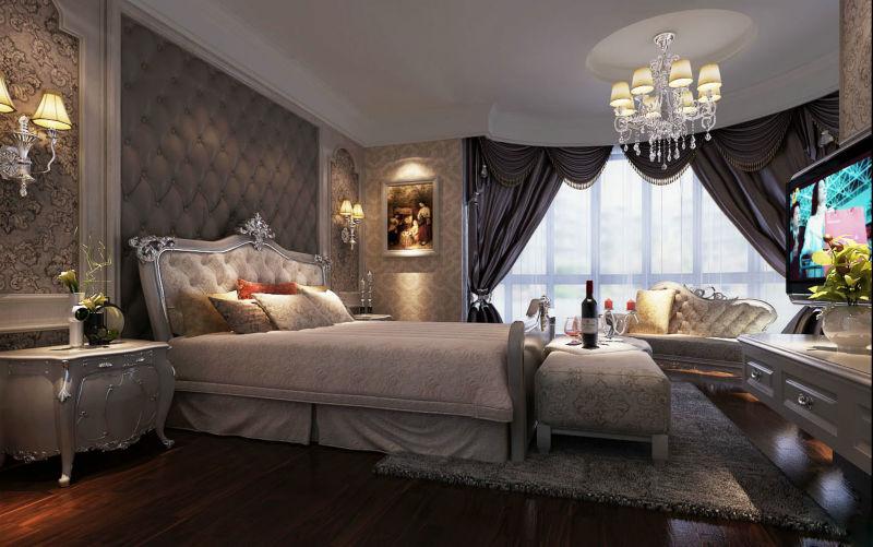 卧室图片来自cdxblzs在崇州自建房 420平米 现代欧式的分享