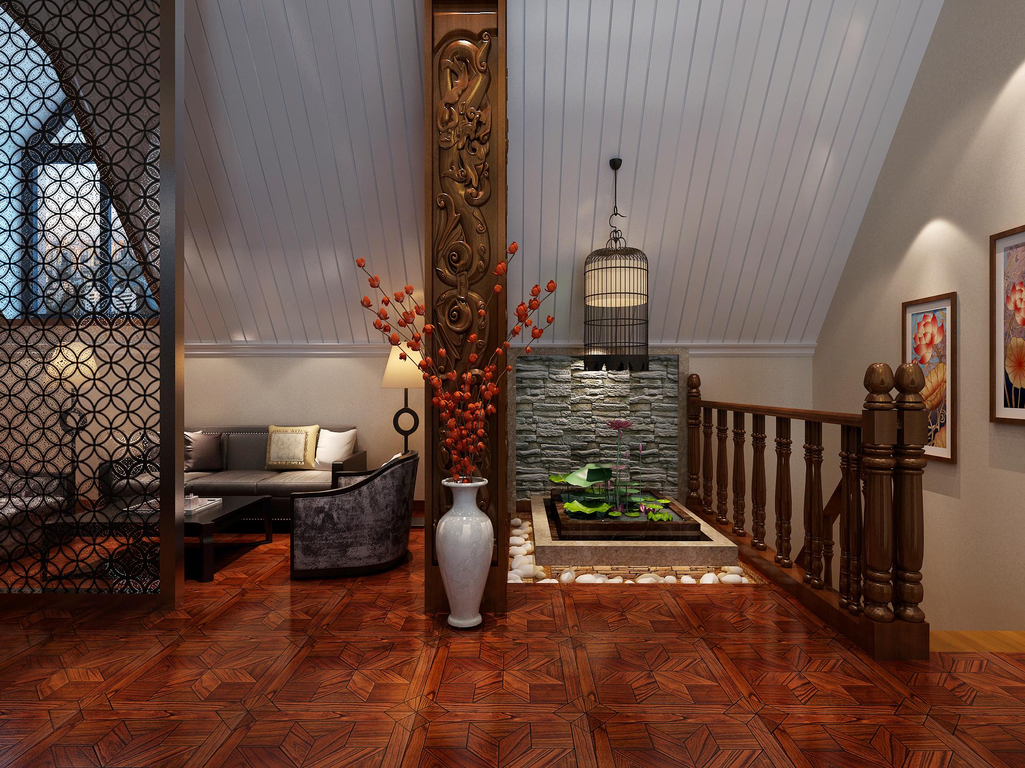 简约 欧式 田园 混搭 二居 三居 别墅 白领 旧房改造 楼梯图片来自黑马36581在联盟新城的分享