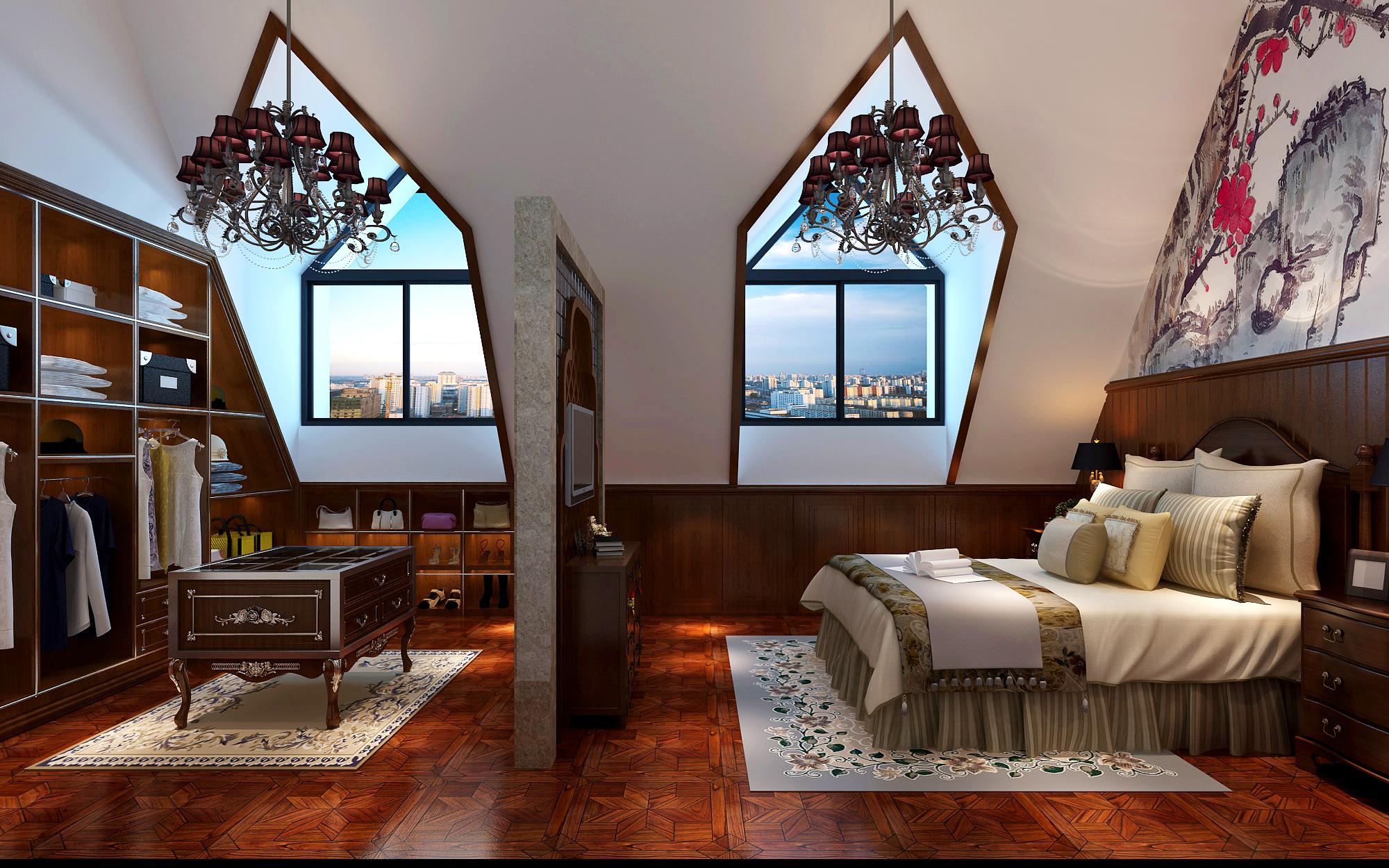 简约 欧式 田园 混搭 二居 三居 别墅 白领 旧房改造 卧室图片来自黑马36581在联盟新城的分享