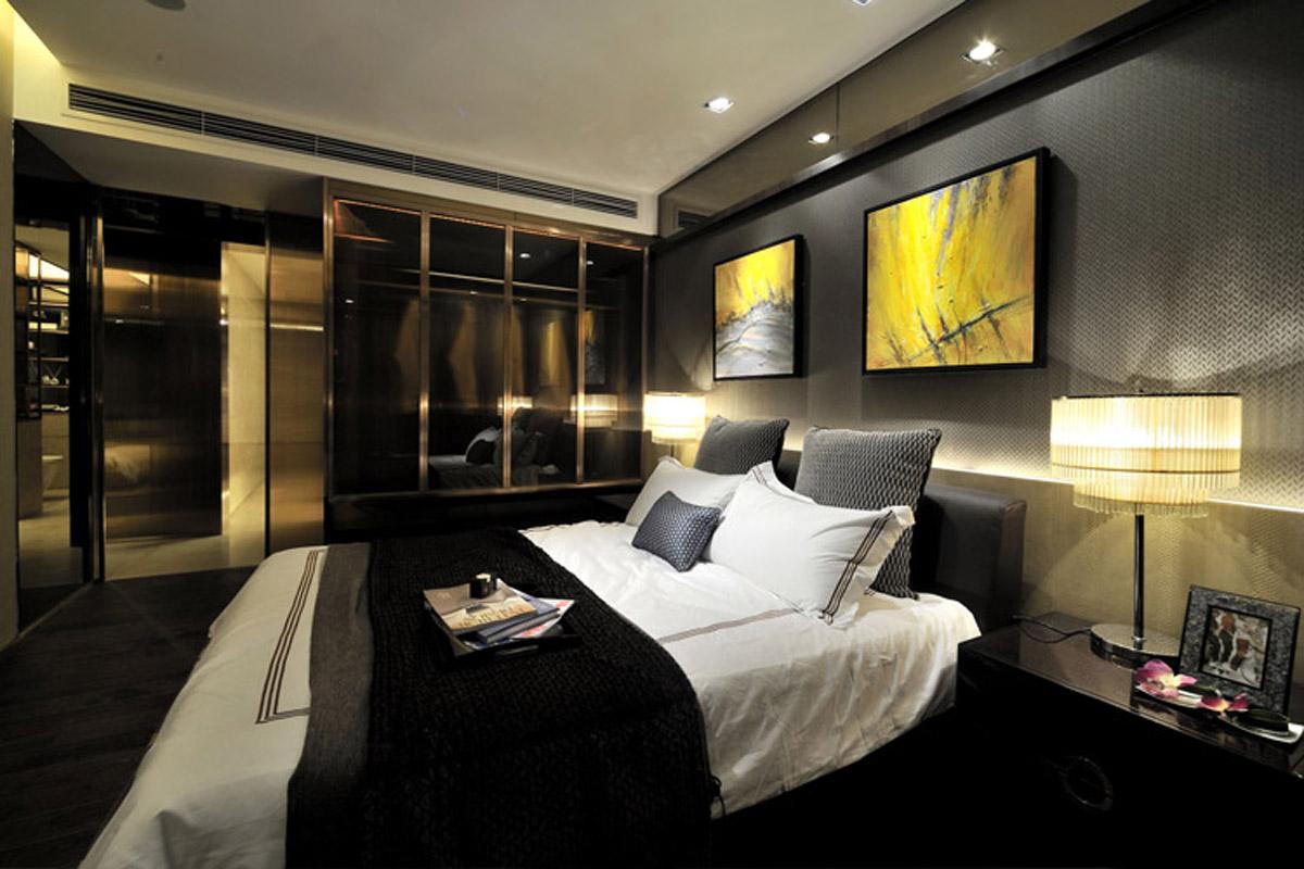 旧房改造 别墅 软装配饰 方案设计 卧室图片来自北京别墅装修-紫禁尚品在后现代奢华风格的分享