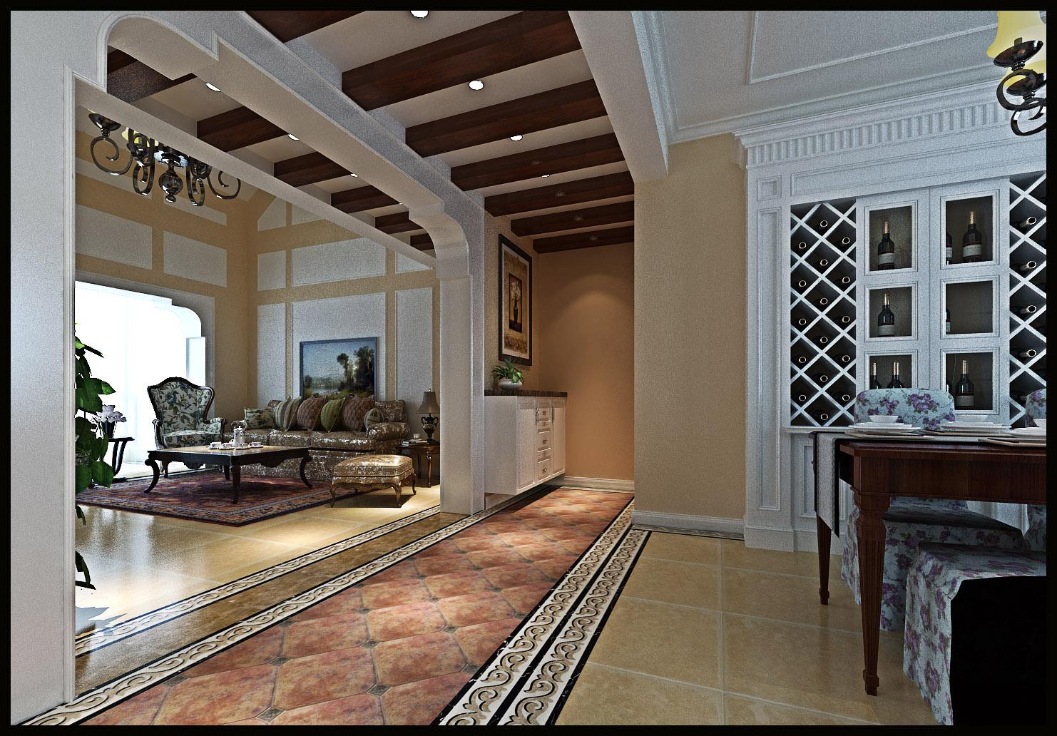 简约 欧式 田园 混搭 三居 二居 别墅 白领 旧房改造 客厅图片来自泪2000在阿卡迪亚的分享