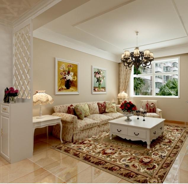 客厅图片来自天津印象装饰有限公司在印象装饰 案例赏析2015-6-8的分享