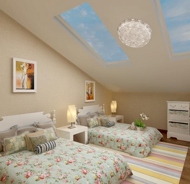 卧室图片来自天津印象装饰有限公司在印象装饰 案例赏析2015-6-8的分享