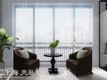 鑫苑世纪东城现代简约装修效果图