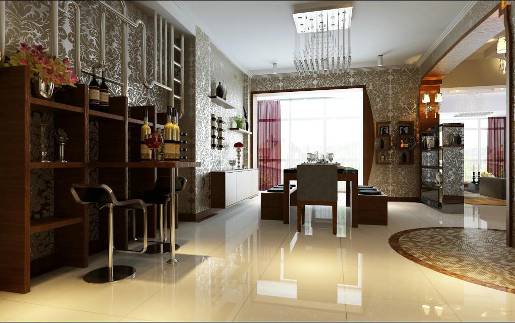 客厅图片来自常青树装饰公司在简洁明快的分享