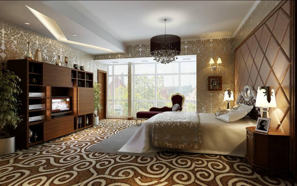 卧室图片来自常青树装饰公司在简洁明快的分享