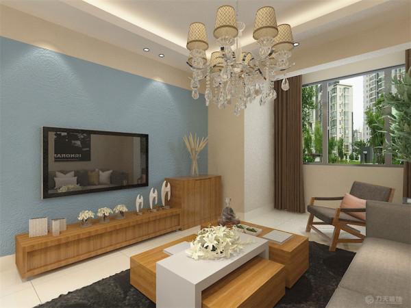 该户型为新兴中山八号C两室两厅一厨一卫86平米经典户型。设计风格为现代简约风格,总体给人比较简单舒服的感觉。