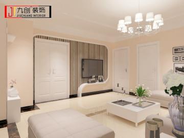 现代简约-153平米三居室装修设计