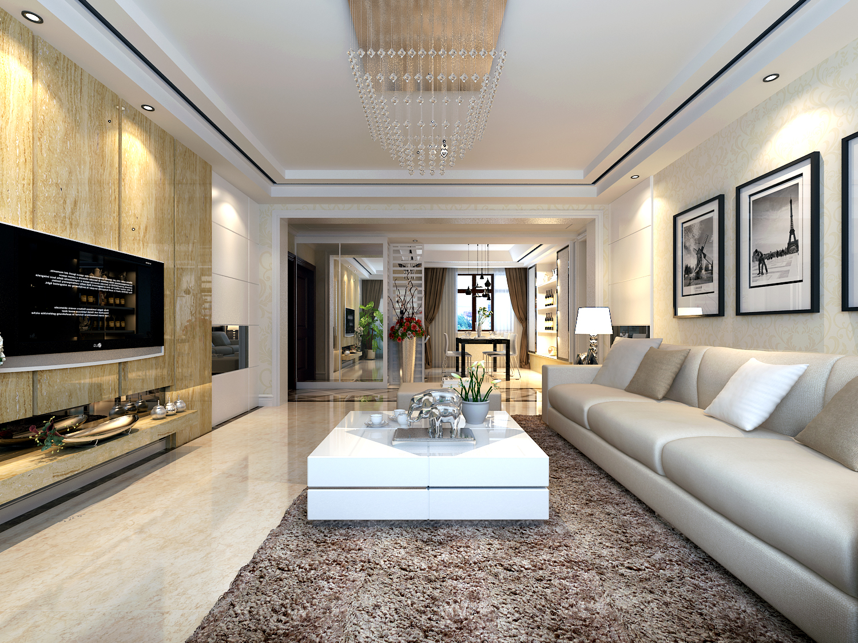 简约 欧式 田园 混搭 二居 三居 别墅 白领 旧房改造 客厅图片来自龙发专家设计师文敏红在东方国际时尚简约风的分享
