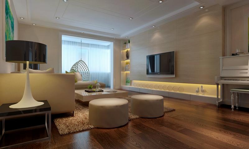 简约 欧式 田园 混搭 二居 三居 别墅 白领 旧房改造 客厅图片来自沪上名家装饰-杨尚在新芒果和郡的分享