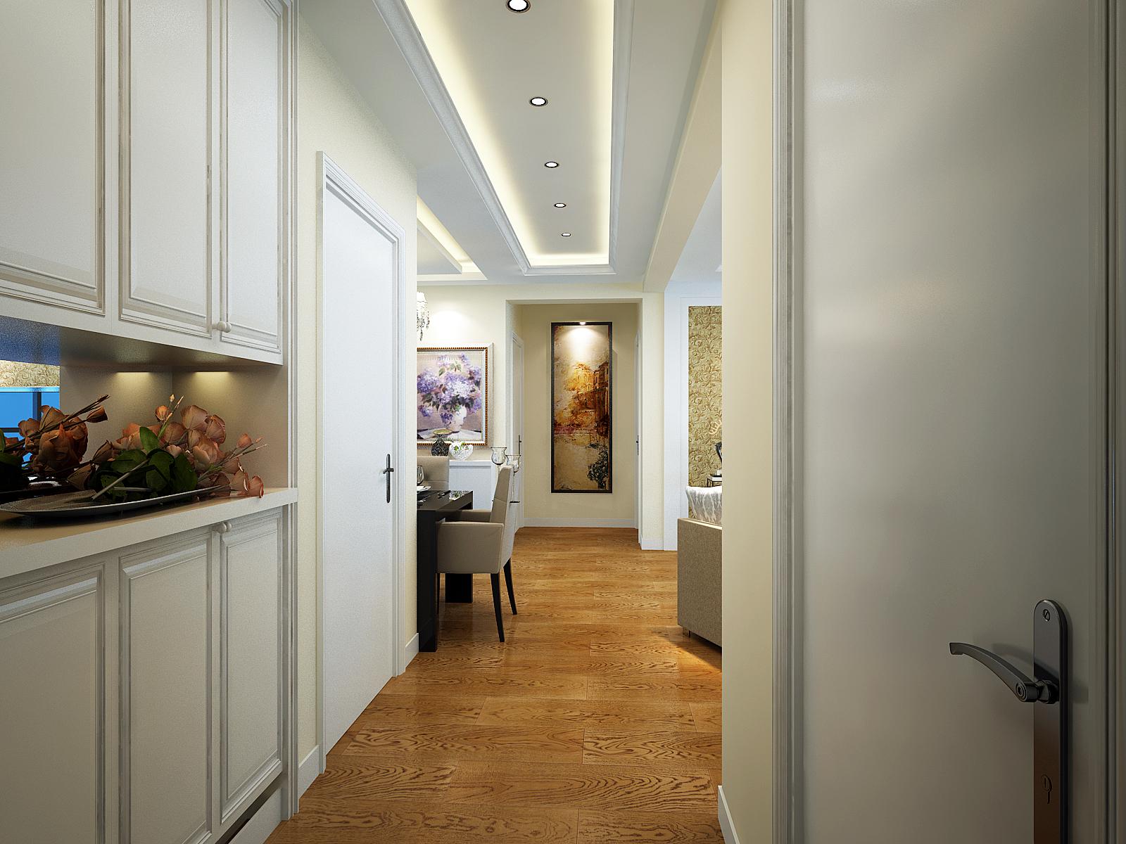 简约 三居 80后 白领 玄关图片来自装饰装修-18818806853在海珠湖景峰简清新简约风格的分享