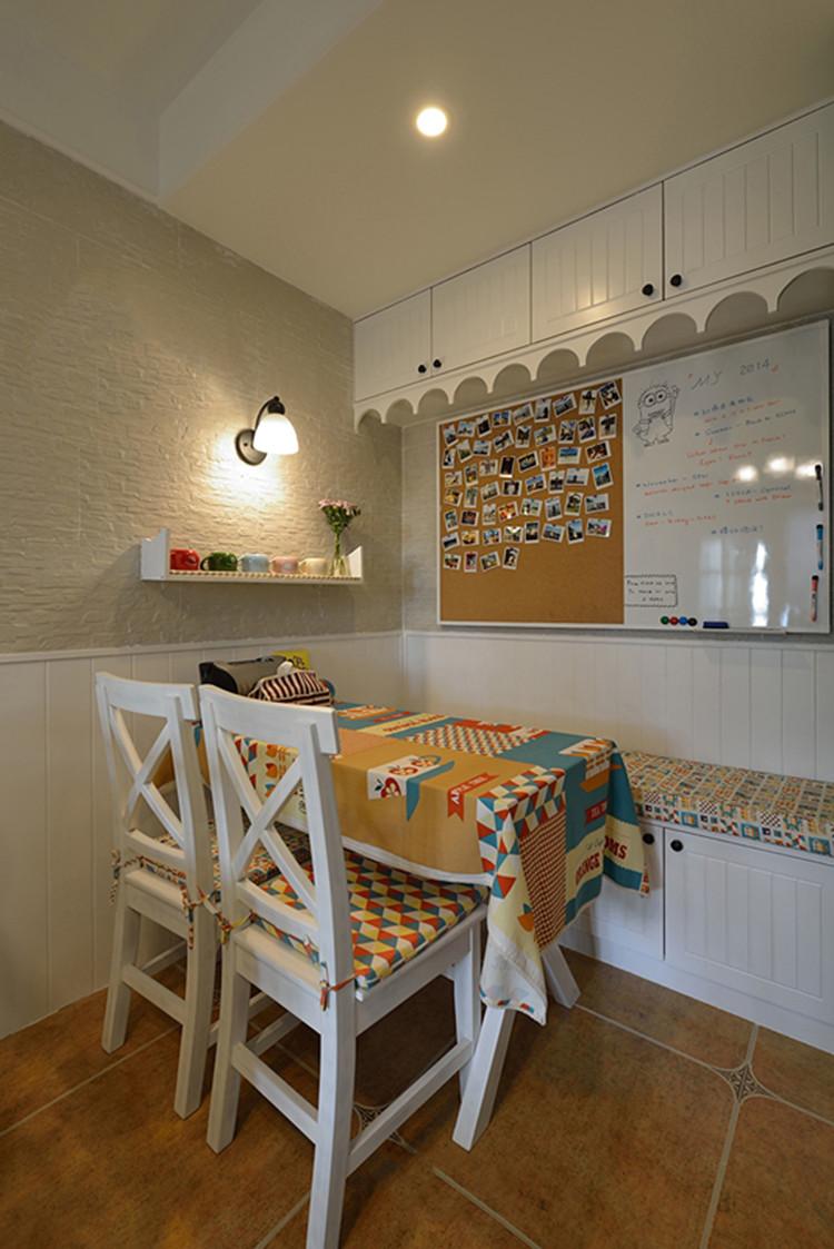 餐厅图片来自159xxxx8729在小户型精致地中海 海海生动的分享