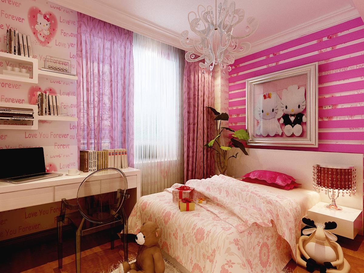简约 三居 80后 白领 卧室图片来自装饰装修-18818806853在海珠湖景峰简清新简约风格的分享