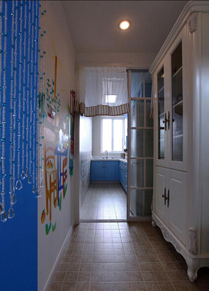 其他图片来自159xxxx8729在小户型巧隔断60平浪漫地中海的分享