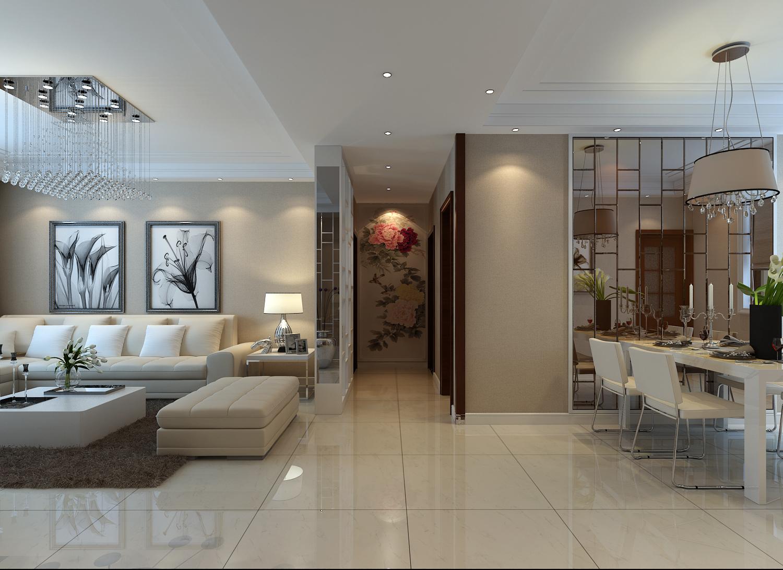 简约 欧式 田园 混搭 二居 三居 别墅 白领 旧房改造 客厅图片来自龙发专家设计师文敏红在五星花园简约的分享