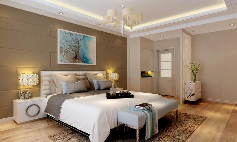 简约 欧式 田园 混搭 二居 三居 别墅 白领 旧房改造 卧室图片来自沪上名家装饰-杨尚在新芒果和郡的分享