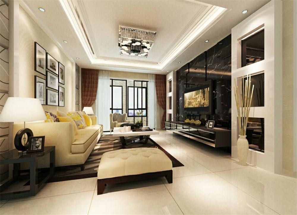 简约 田园 混搭 三居 别墅 白领 旧房改造 80后 小资 客厅图片来自广州实创装饰公司李小姐在岭南雅筑的分享